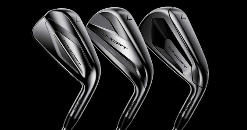 Titleist Introduces CP-03 and CP-04 CNCPT Irons