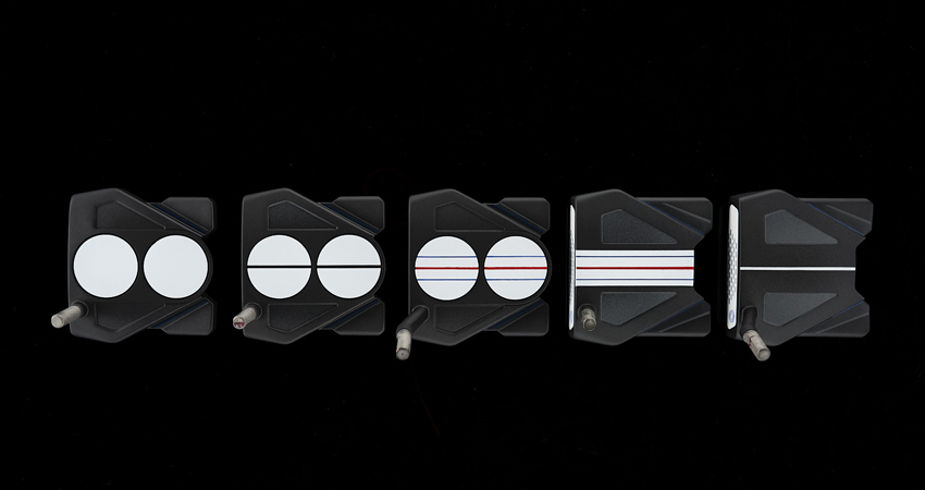 Odyssey Ten Putter Iterations Come to Cool Clubs