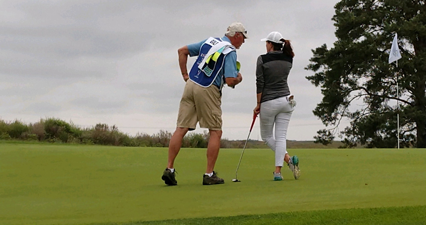 Q&A with Cool Clubs Staffer and Symetra TOUR Cardholder Emily Gilbreth