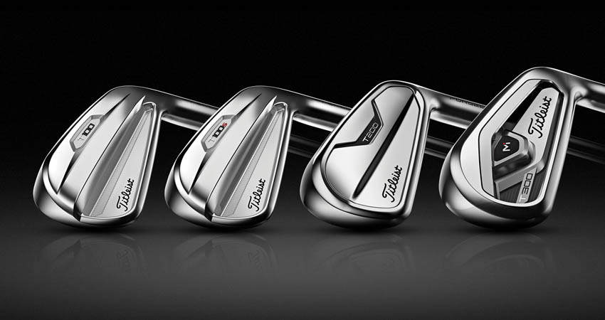 Titleist T-Series Irons Now Available for Fittings at Cool Clubs