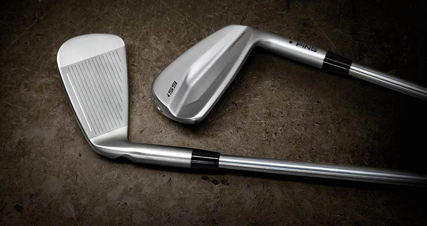 PING i59 Forged Irons Now Available for Fittings at Cool Clubs