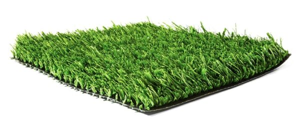Stadium 59 is a leading product in the sports market with its designed aesthetics and performance traits. Equipped with a mono-filament yarn giving the turf a lush look, mixed with a slit-filament yarn which creates a strong blade pull while blocking infill migration keeping maintenance at an all-time low.