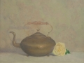 A Teapot and a Rose
