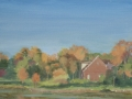 Mead Park Lake, Autumn