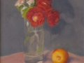 Roses and a Clementine