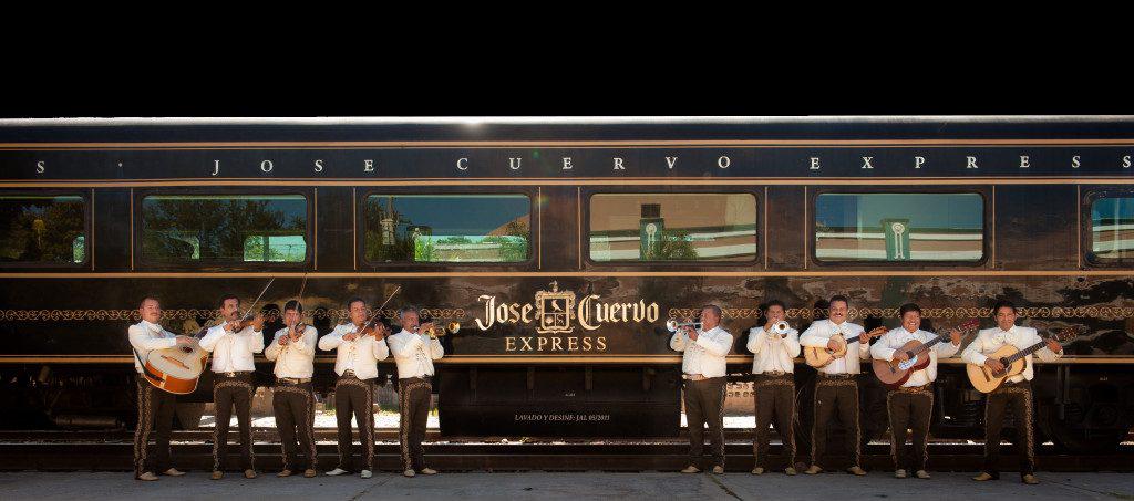 Train Jose Cuervo Express Tequila Guadalajara Train