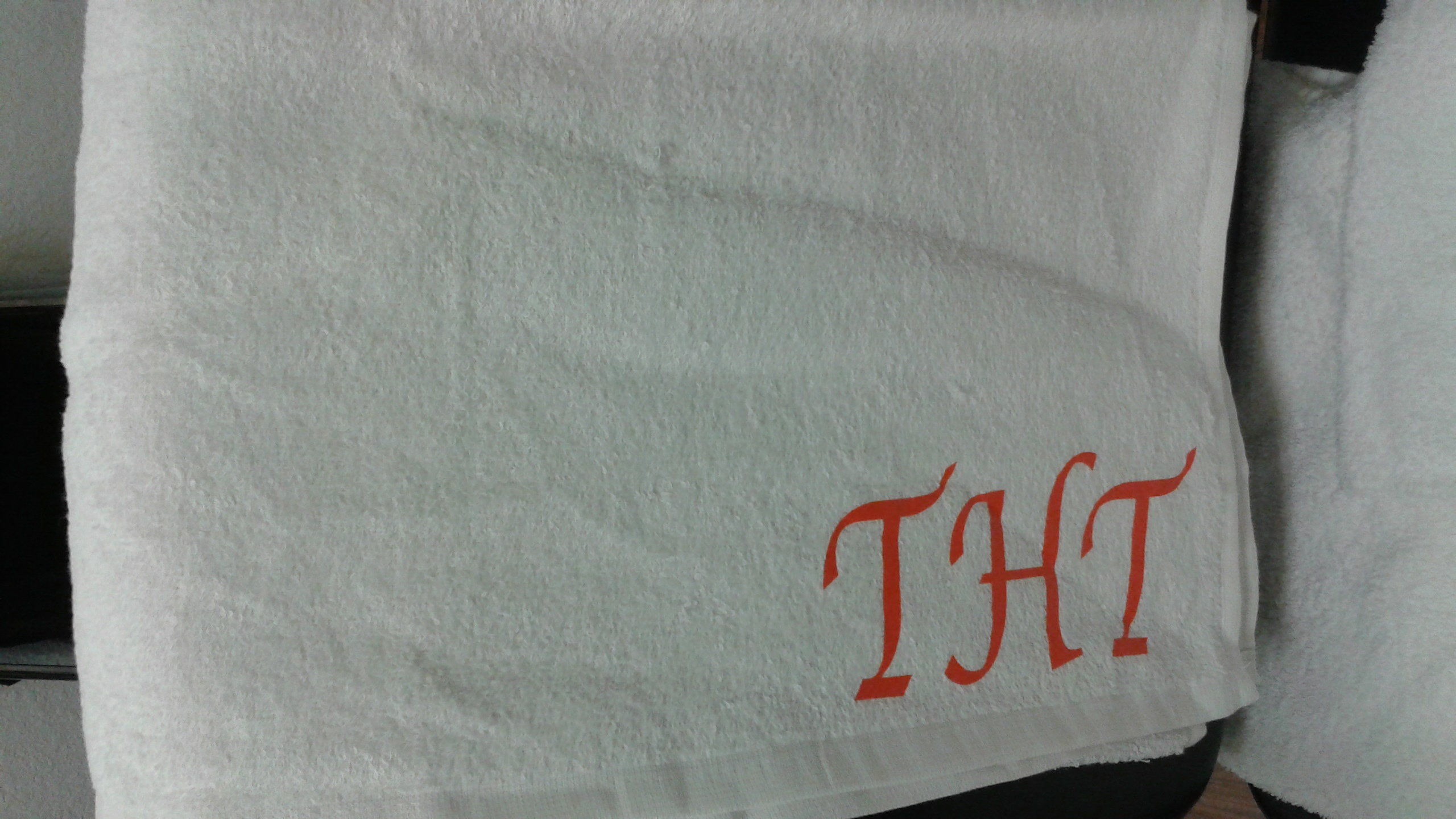 THT Branded Towels