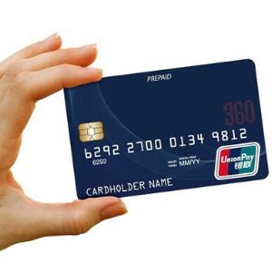 UPI Prepaid Card
