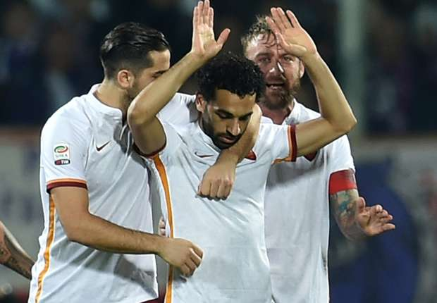 Mohamed Salah AS ROMA