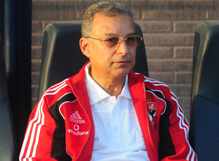 Zizo Al Ahly new Manager
