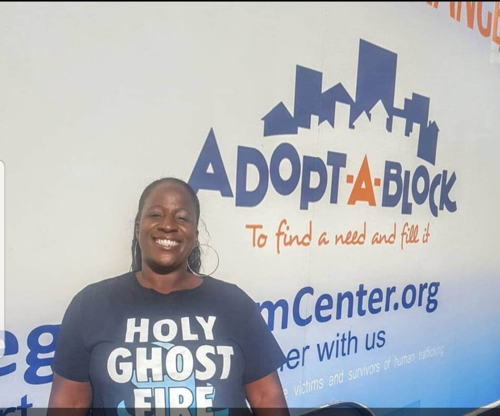 Adopt-a block