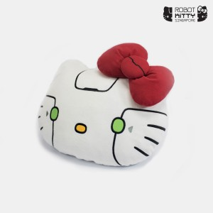 Robot Kitty Singapore Cushion (Hello Kitty) - 01