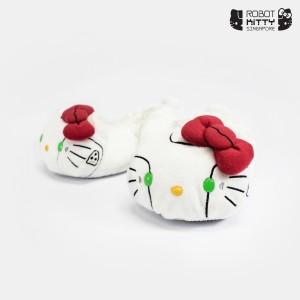 Robot Kitty Singapore Indoor Slippers
