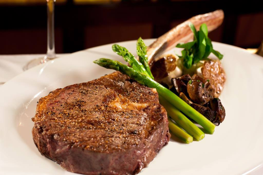 Tomahawk Steak at Anthony's
