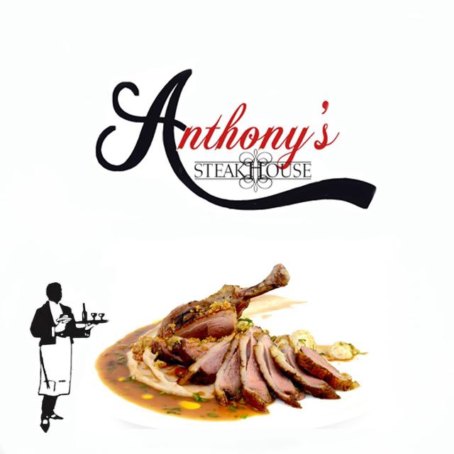 anthony's Duck