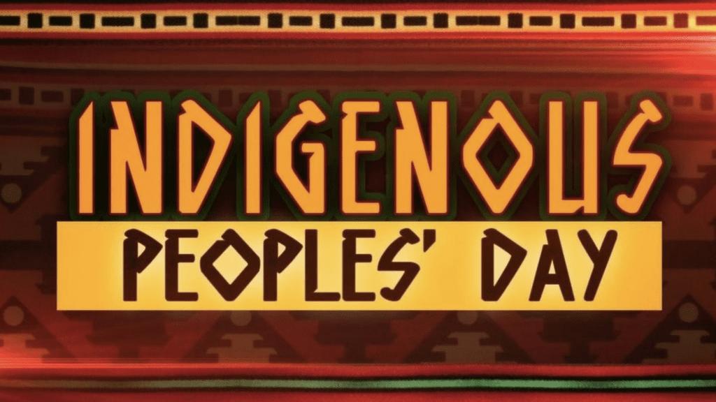 Indigenious People