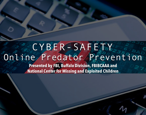 FBICAAA cyber safety event full graphic - Rochester