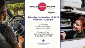 FJC Vehicle Ending Violence