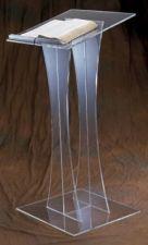 Acrylic Lectern 3300