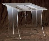 Acrylic Table Top Lectern 3310