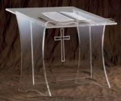 Acrylic Table Top Lectern 3310