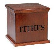 Tithe Box 1163