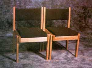 Wood Framed Model S1-Front