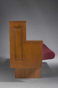 cantilever-pew-end-c3171