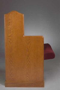 traditional-pew-end-40d