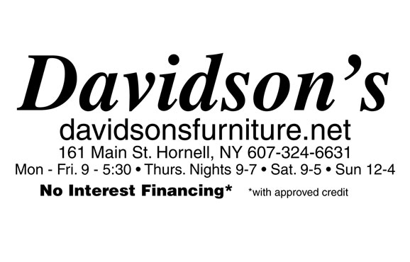 Davidson's Promotions/Clearance