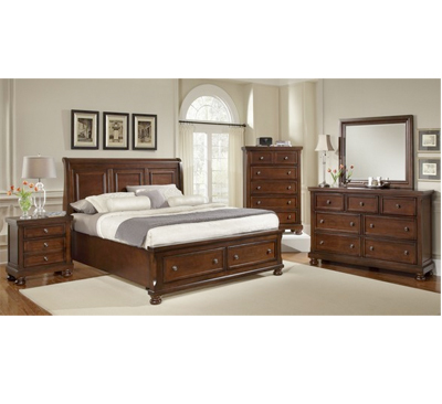 Vaughn Bassett Reflections Bedroom Set