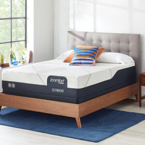 Davidon's Furniture | Serta I Comfort Series Hybrid CF 2000 Plush