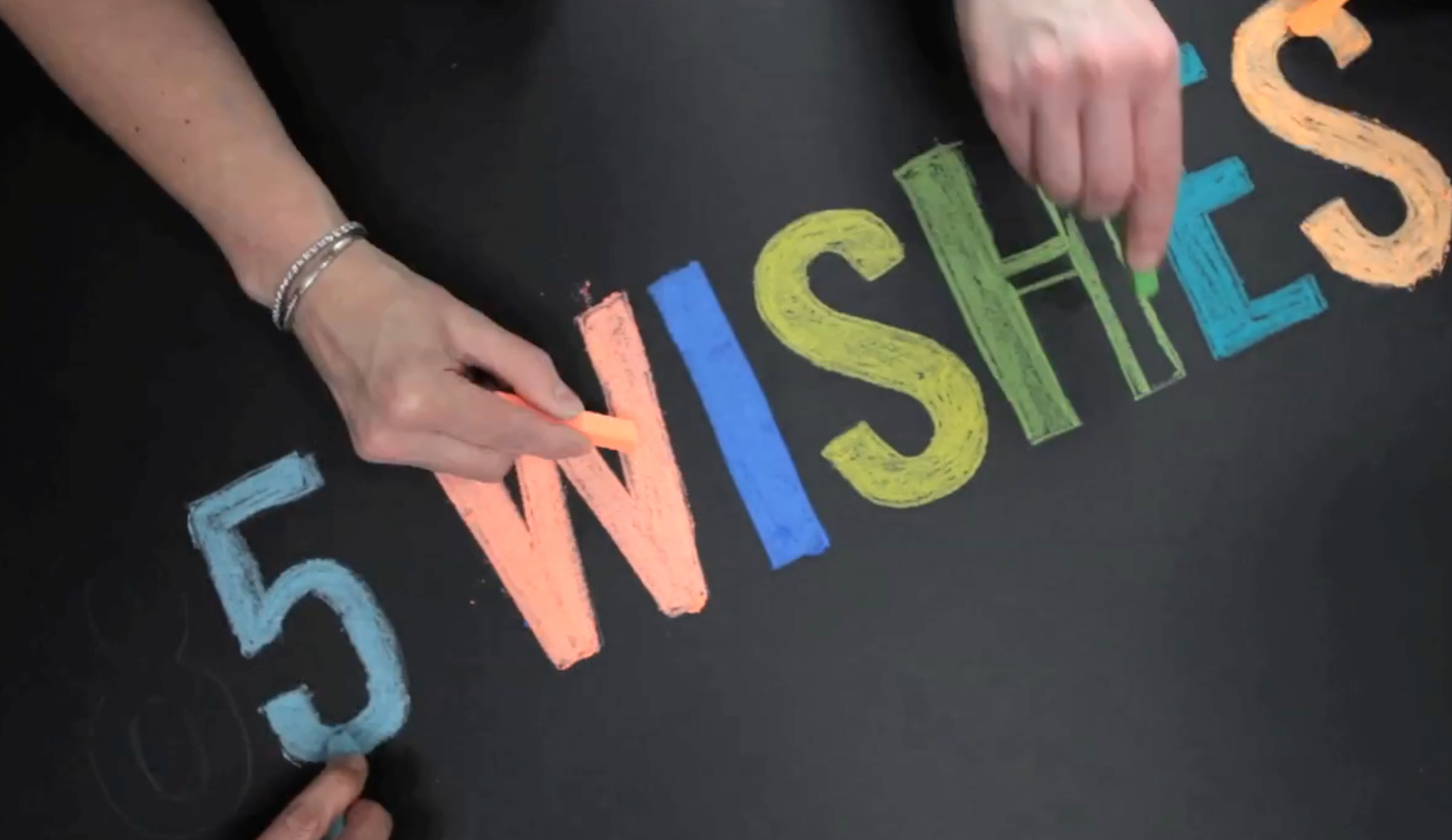 85 Wishes