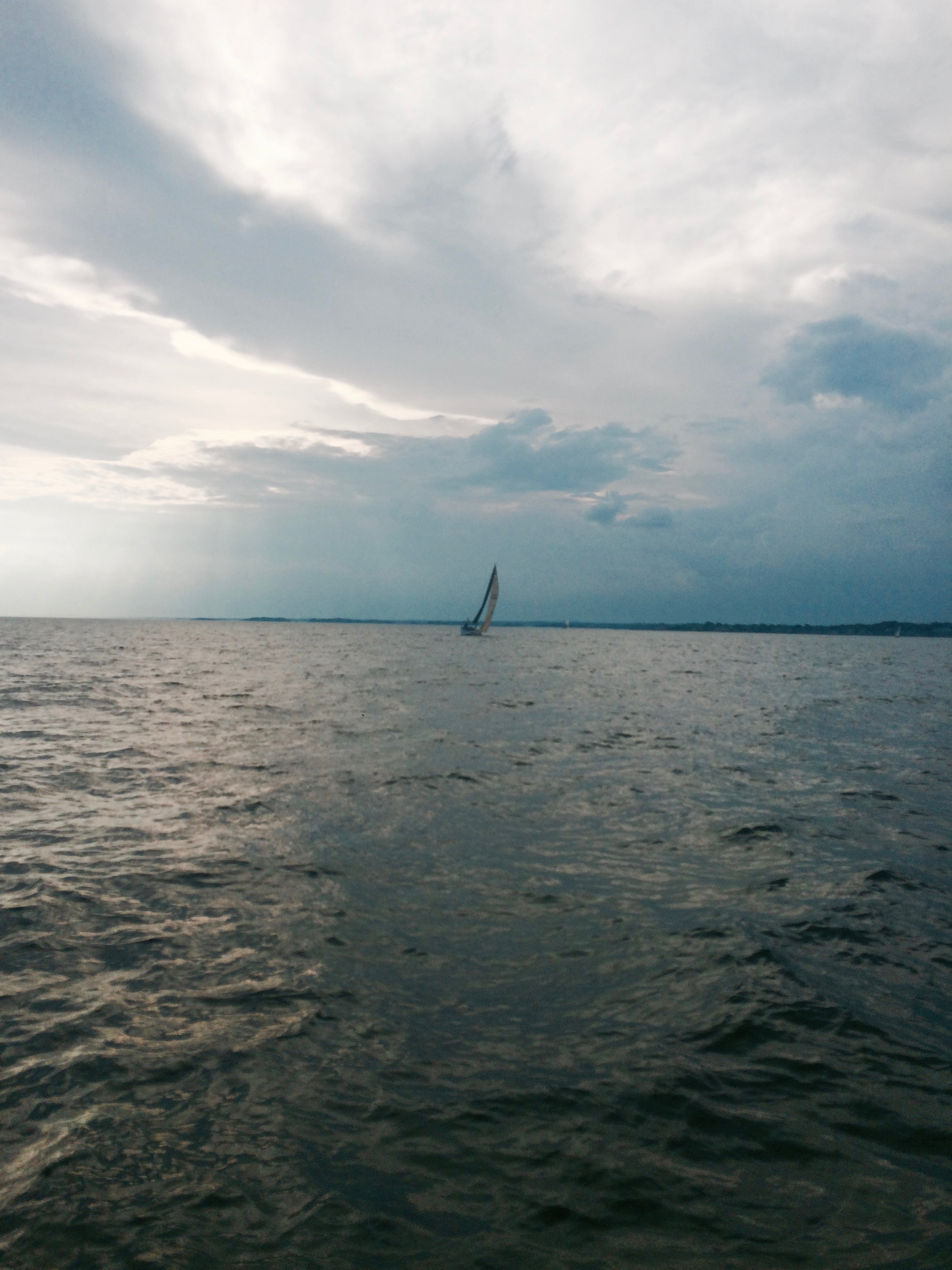 Sailing & Business: Lessons from a Novice