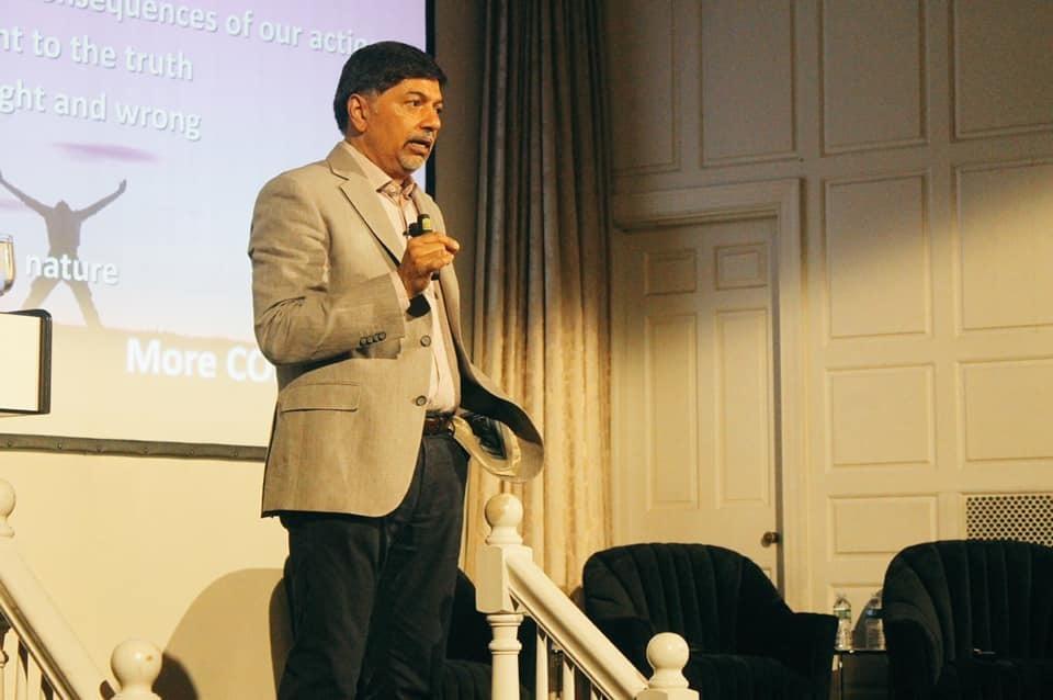 conscious capitalism connecticut event raj sisodia speaker
