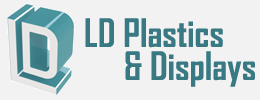 LD Plastics & Displays Logo