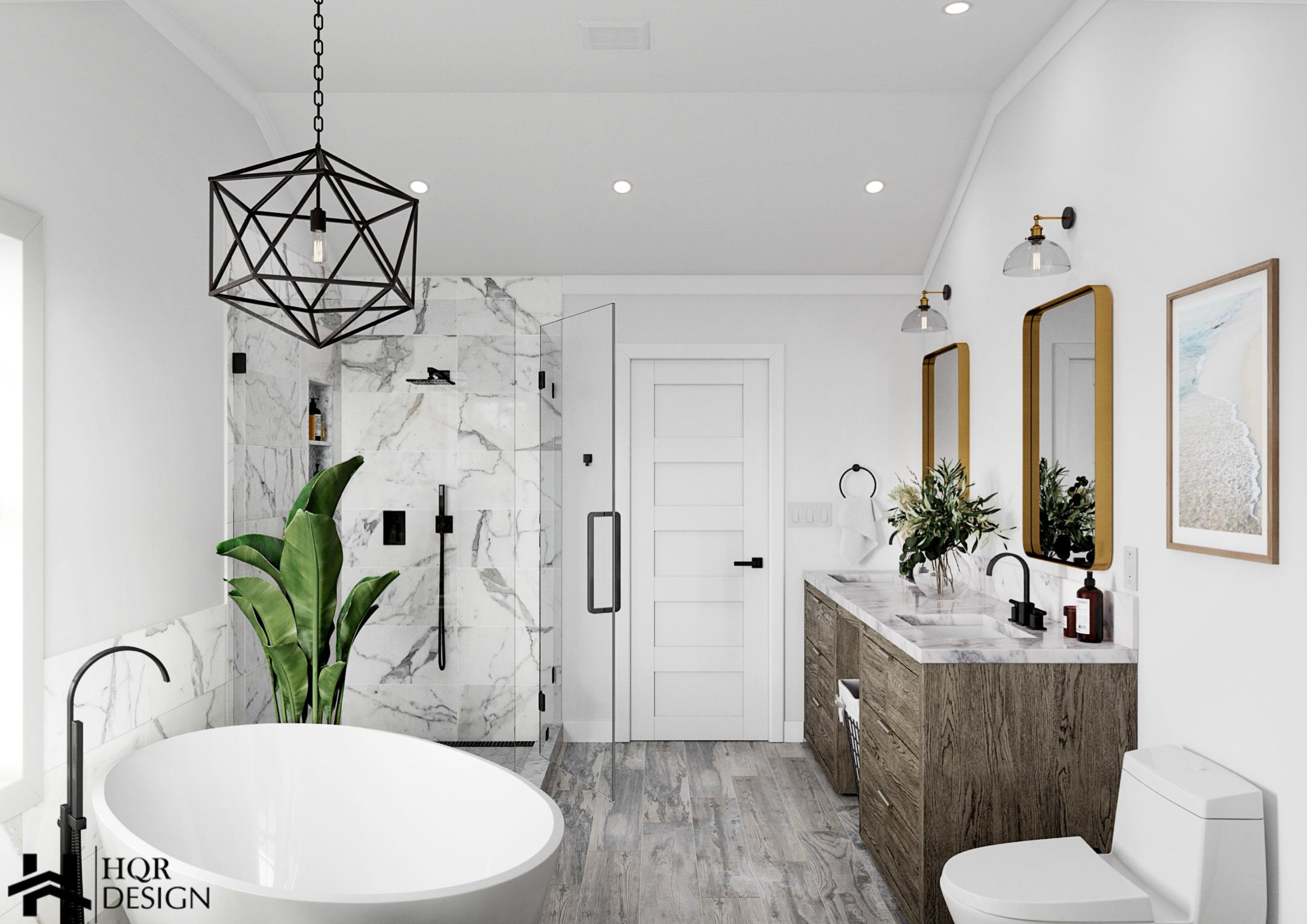 Danville_ Contemporary Bathroom (1)