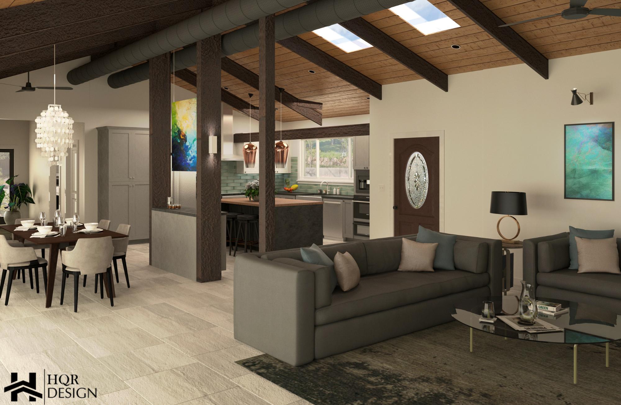 Walnut Creek – Modern Full House (1)