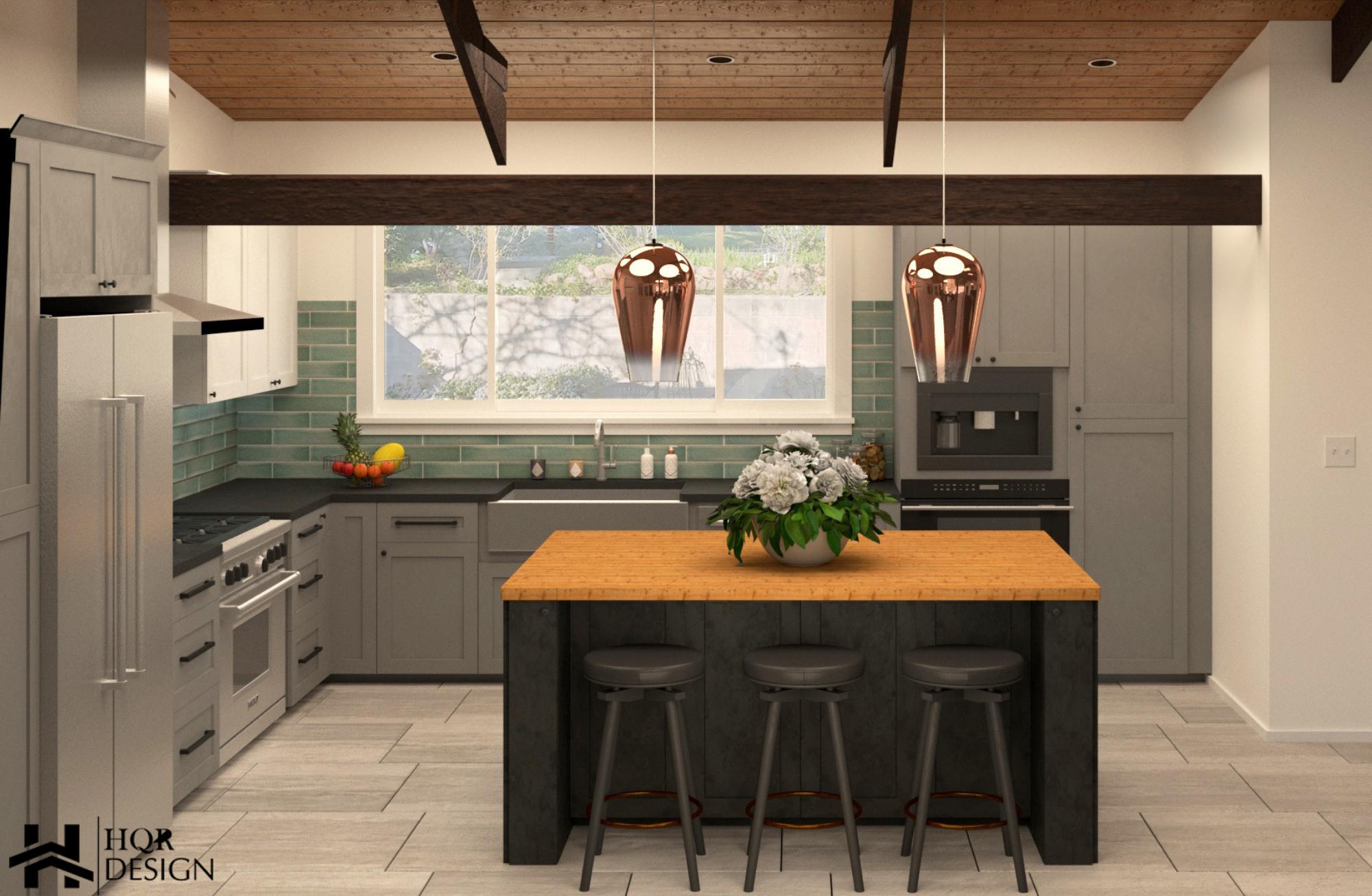 Walnut Creek – Modern Full House (15)