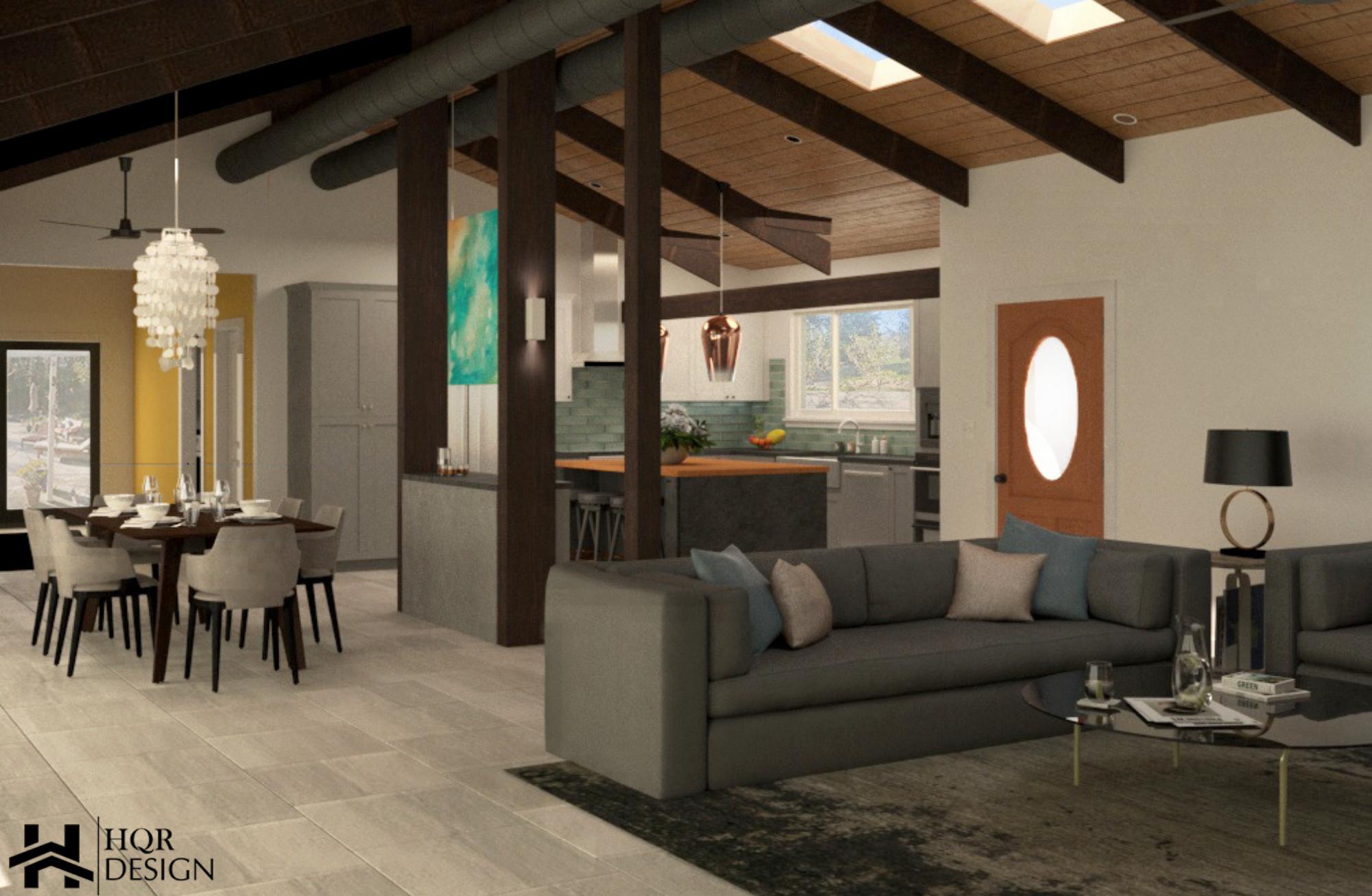 Walnut Creek – Modern Full House (2)