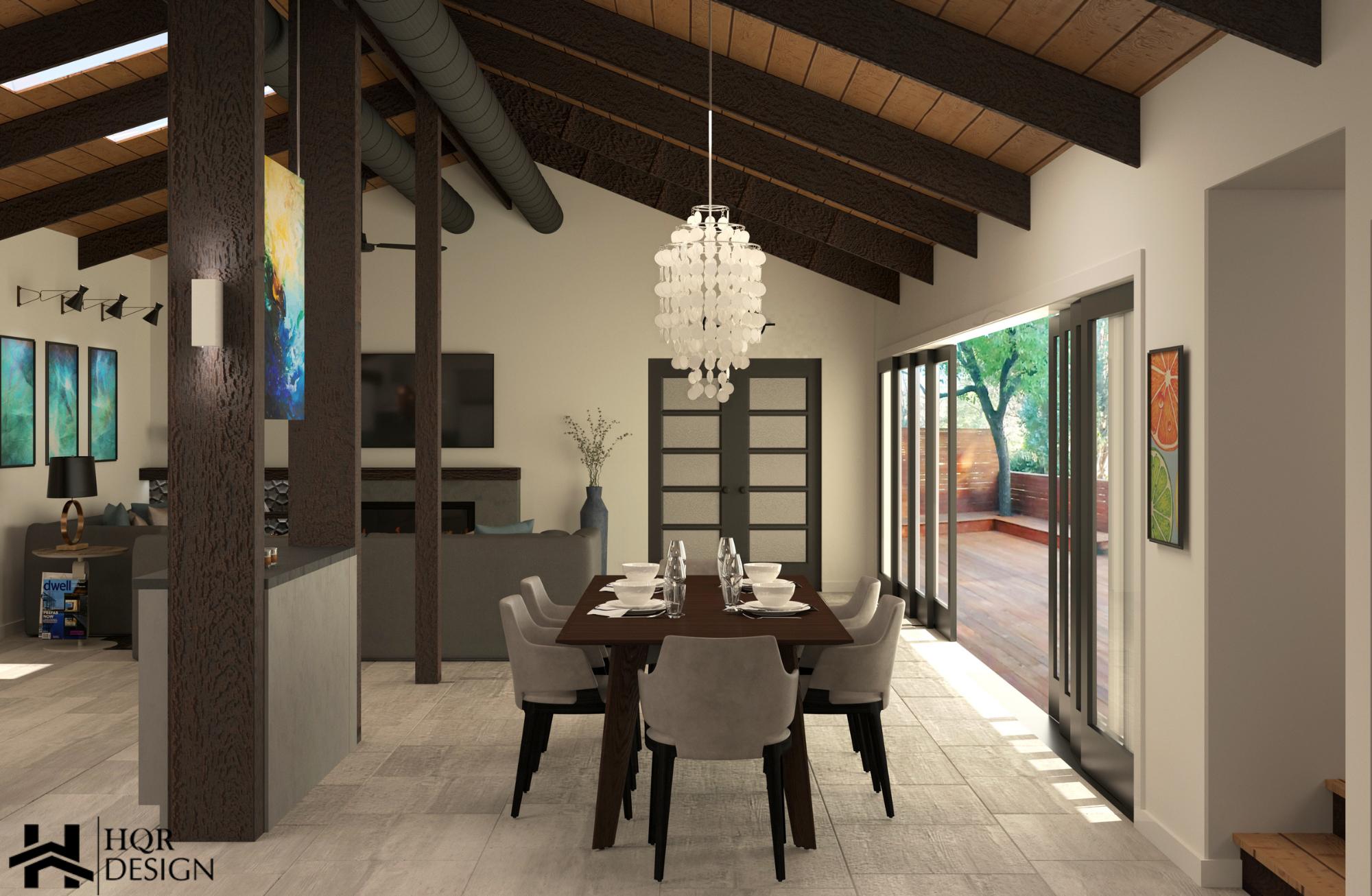 Walnut Creek – Modern Full House