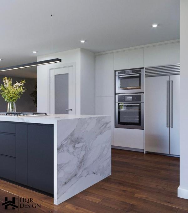 Oakland contemporary kitchen – HQR Design(2)
