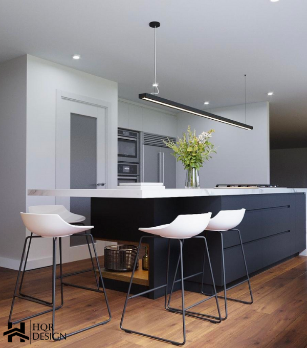 Oakland contemporary kitchen – HQR Design(3)