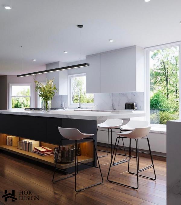 Oakland contemporary kitchen – HQR Design(6)