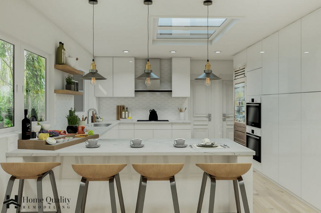 walnut Creek Full Remodel Kitchen -HQR Design (5)