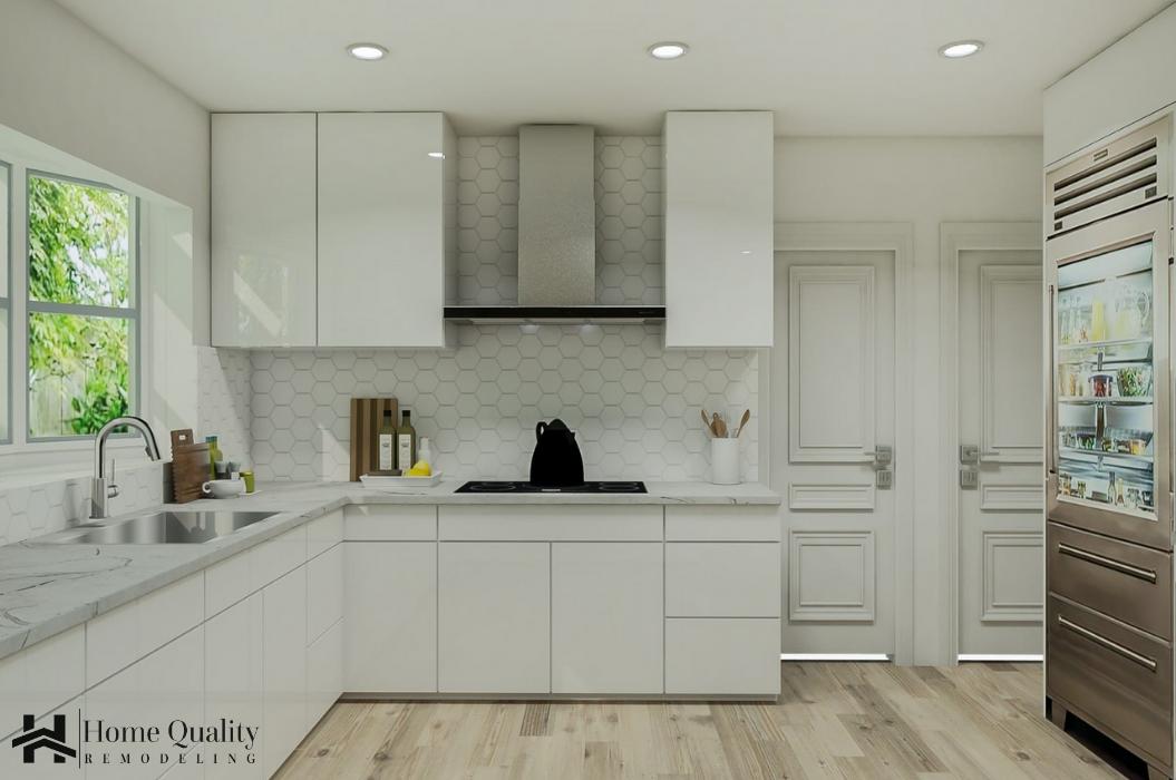 Walnut Creek Full Remodel Kitchen -HQR Design (9)