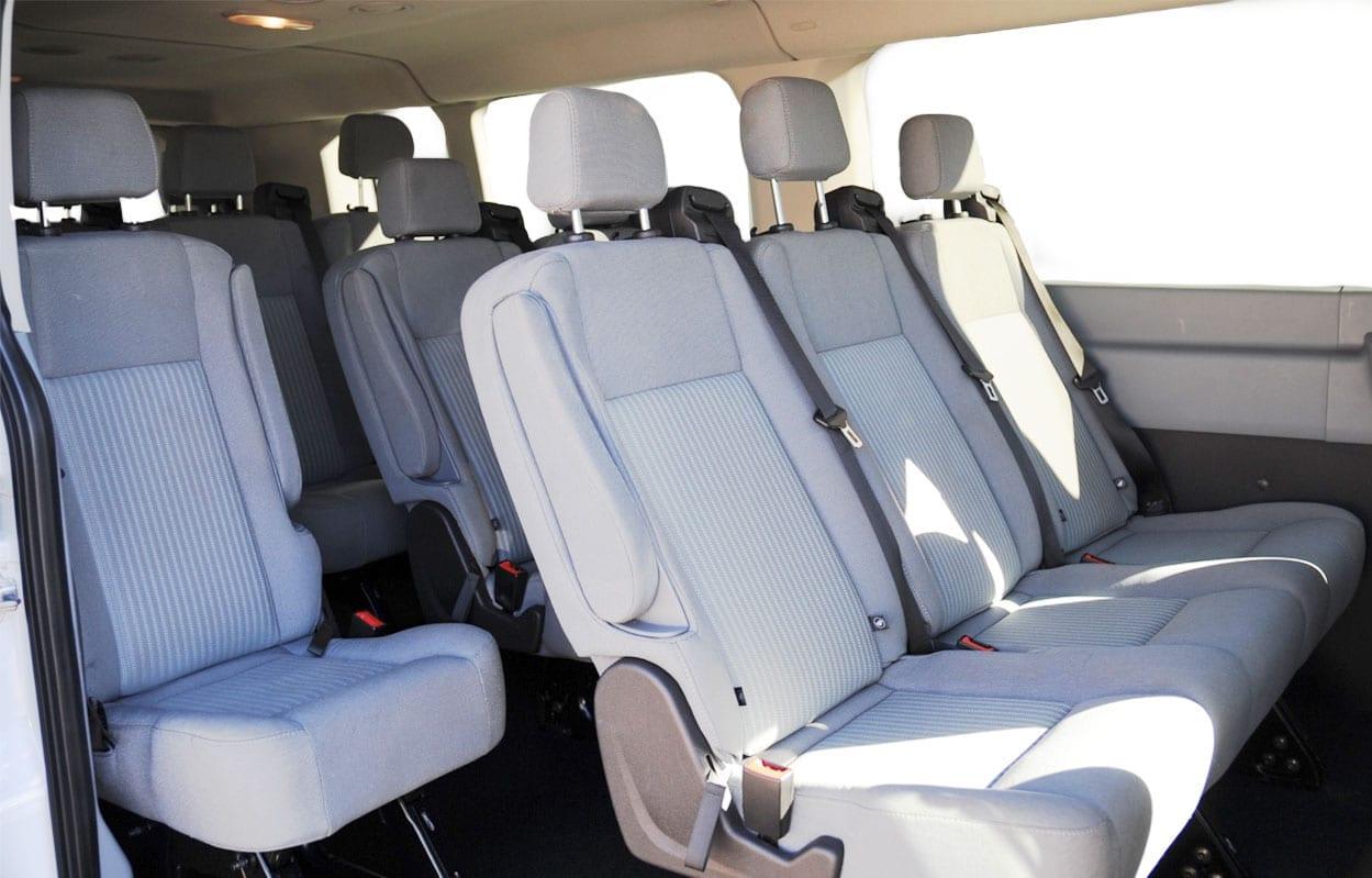 12 Passenger Transit Van