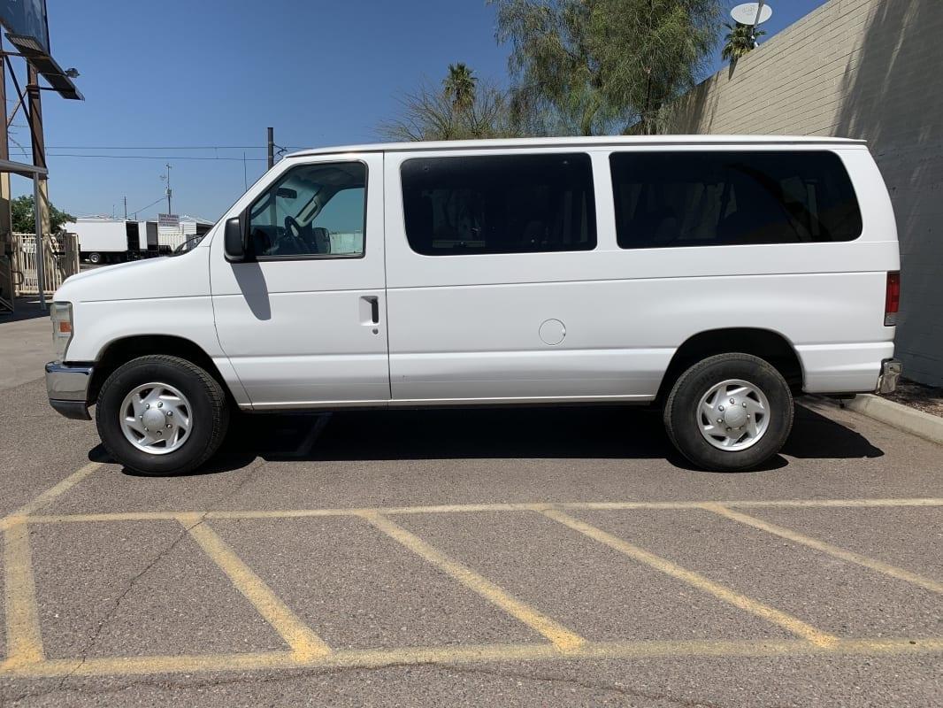 Buy a Van Test