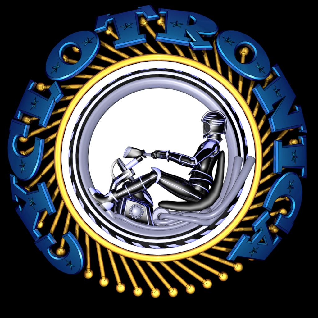 Cyclotronica Game Logo