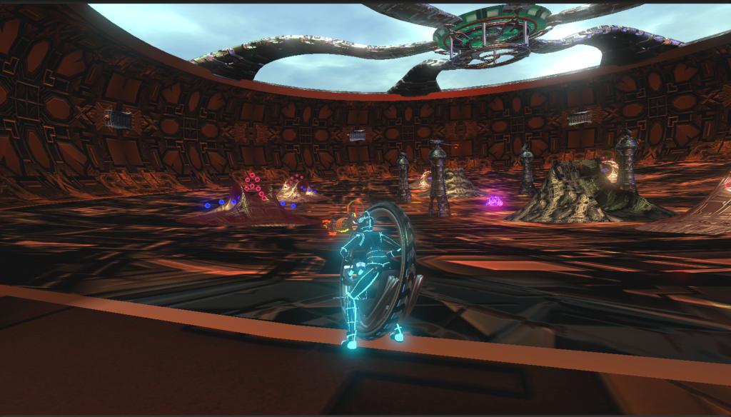 Halogen Chamber
